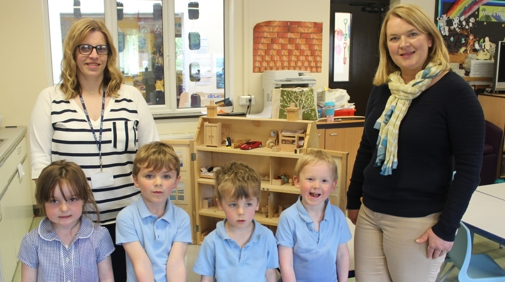 Leyburn Primary School Clubs Benefit From Business Link Up