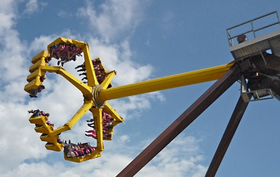 Six UK theme park rides closed after teen's death in US