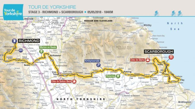 Mark Cavendish set to race Tour de Yorkshire in 2018