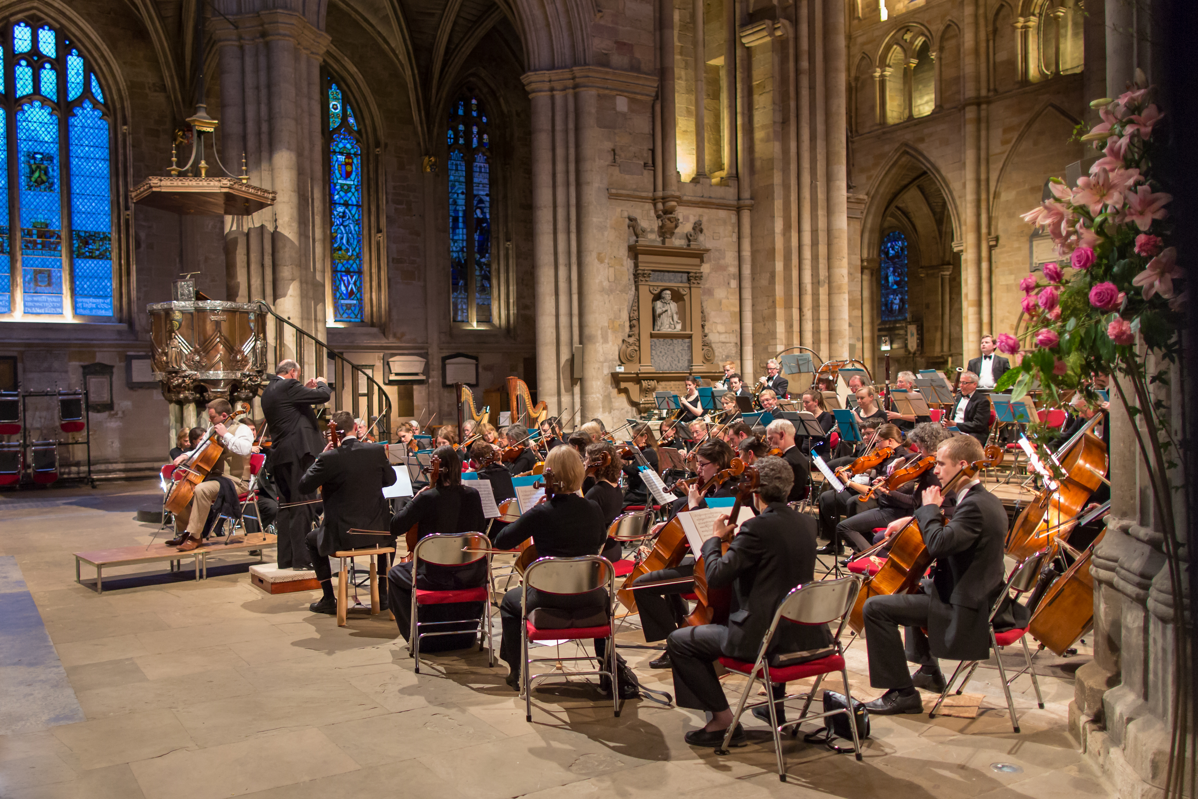 Ripon St Cecilia Orchestra And Friends To Perform In Leyburn