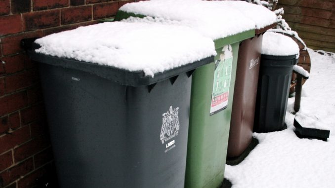 Waste collections suspended in Richmondshire for second day
