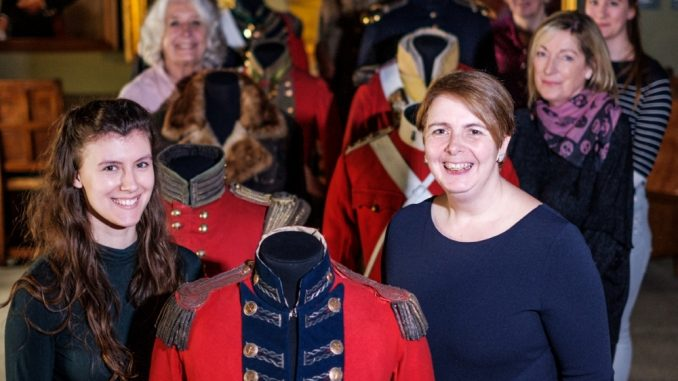 Green Howards Museum Launches New Online Uniform Display