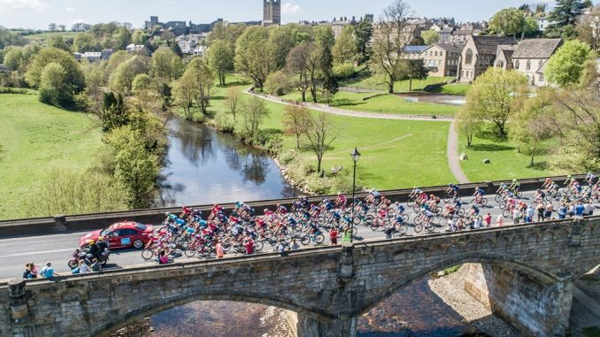 Tour de Yorkshire route for 2019 announced