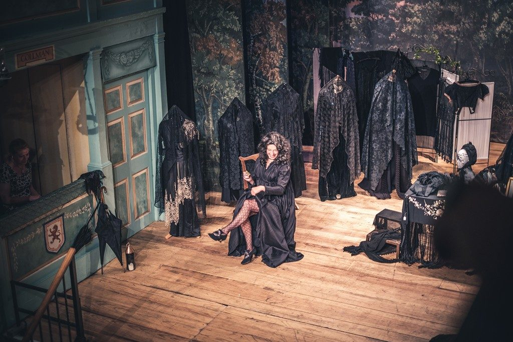 Review History Wardrobe Gothic For Girls At The Georgian Theatre Richmondshire Today