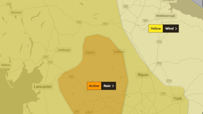 Flood alerts for county as Storm Dennis bears down on Britain
